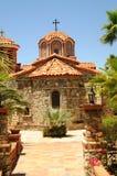 грек церков Стоковое Фото