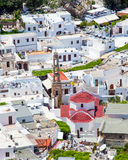 грек церков Стоковые Изображения