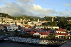 Гренада St. George стоковое изображение rf
