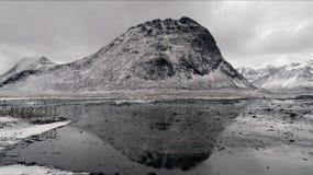 Гренландия frostbite Стоковые Изображения