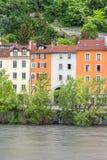 Гренобл, Франция стоковое изображение rf