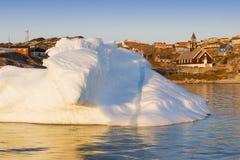 Гренландия Стоковые Изображения RF