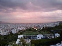 Греция Афины Стоковые Фотографии RF
