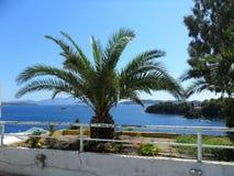 Греция, каникулы на острове Skiathos Стоковая Фотография