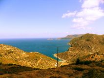 Греция, каникулы на острове Skiathos Стоковое Изображение