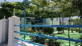 Греция май 2014: Остров Thasos акции видеоматериалы