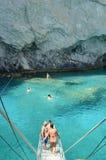 Греция, остров Закинфа Стоковая Фотография RF