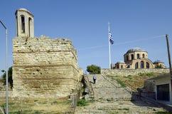 Греция, Feres стоковая фотография
