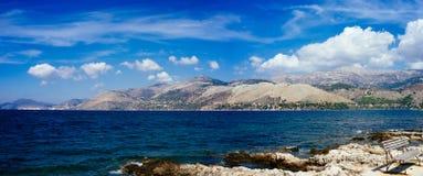 Греция-Kefalonia Argostoli - St Теодор Lantern2 стоковое фото rf