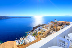 Греция Santorini Стоковое Изображение