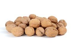 грецкие орехи кучи Стоковое Фото