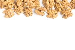 Грецкие орехи Фото рамки Стоковые Фотографии RF