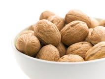 грецкие орехи чашки Стоковые Изображения RF