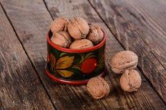 Грецкие орехи Стоковая Фотография RF
