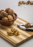 Грецкие орехи Стоковая Фотография