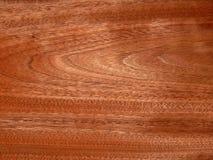 Грецкий орех реальной деревянной облицовки американский Материал для интерьера и мебели стоковое изображение rf