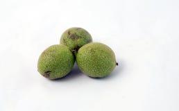 3 грецкого ореха Стоковая Фотография RF
