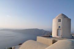 греческая башня Стоковые Изображения