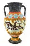 греческая ваза Стоковые Изображения RF