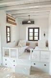 Греческая комната Стоковое Фото