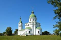 Греческая православная церков церковь, религиозное, строя столетие XVIII 3 стоковое фото rf