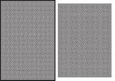 Греческая связь картины Стоковые Изображения RF