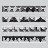 греческие картины Стоковые Фотографии RF