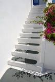 греческие лестницы Стоковая Фотография RF