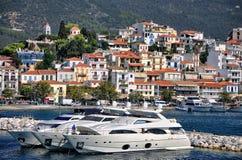 Греческие острова Стоковые Изображения