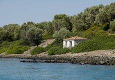 греческий ландшафт Стоковые Изображения RF