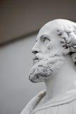 Греческий бог Asclepius Стоковые Фото