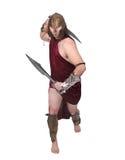 греческий воин Стоковые Фотографии RF
