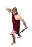 греческий воин Стоковая Фотография RF