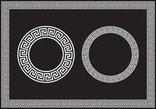 Греческий ключ иллюстрация штока