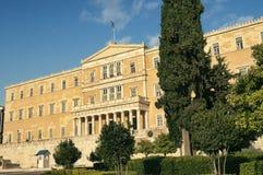 Греческий парламент Стоковая Фотография RF