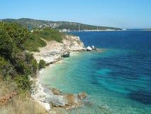 греческий рай стоковое фото