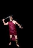греческий ратник человека Стоковые Фотографии RF