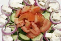 греческий салат Стоковые Фото