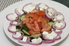 греческий салат Стоковые Изображения