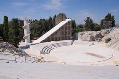 греческий театр стоковое изображение rf