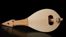 Греческий традиционный музыкальный инструмент, lyra Thrakian стоковое изображение rf