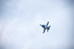 Греческий F-16 Стоковые Изображения