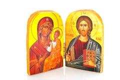 греческое правоверное вероисповедание Стоковые Фотографии RF