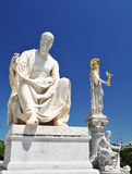 греческое философ Стоковое Изображение