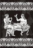 греческо иллюстрация вектора