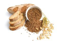 гречиха хлеба Стоковое Фото