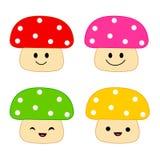 грибы гриба Стоковая Фотография RF