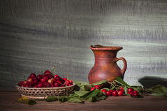Грибы и овощи Стоковое фото RF