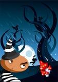 гриб звероловства Стоковое Изображение
