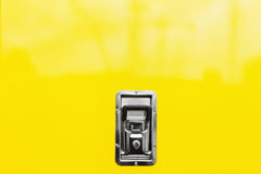 Гриль, двигатель, трактор, экскаватор или тележка предохранения от радиатора Стоковое Изображение RF